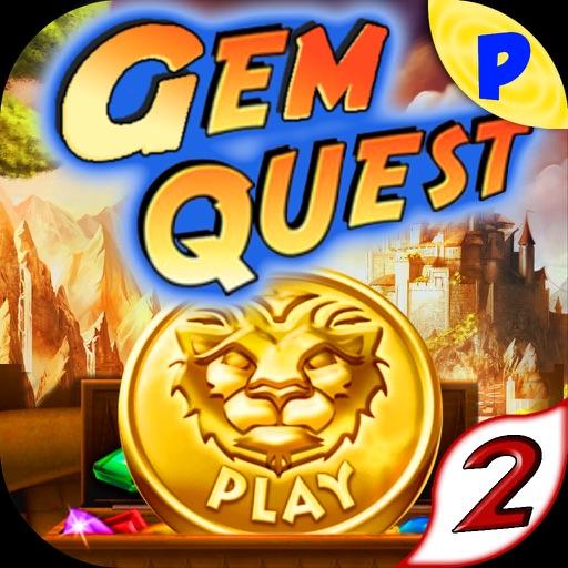 Super Gem Quest 2 - The Jewels (pro version) iOS App