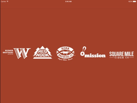 Screenshot of Craft Brew Alliance
