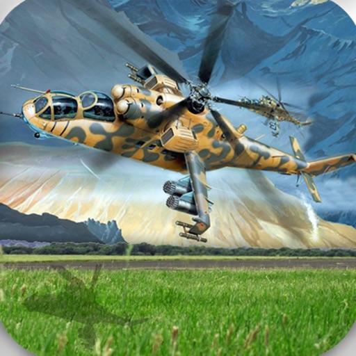 Gunship Air Defence Pro iOS App