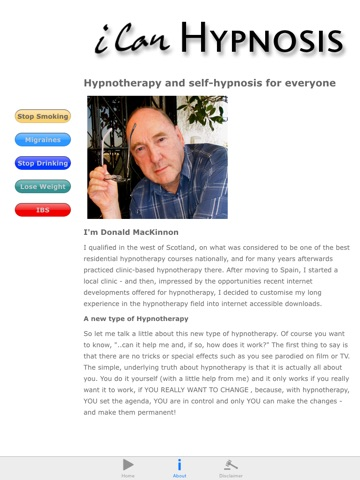 how to stop drinking hypnosis