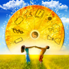 Orakel-Rad des Lebens - Befrag' die Karten der Weisheiten & Wahrsagen