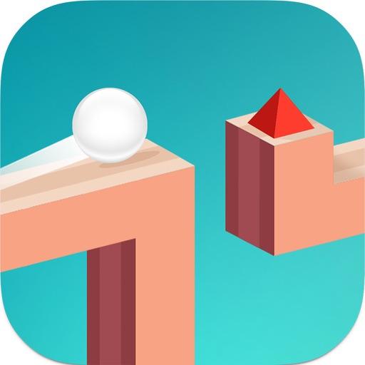 Ball Jump Dash iOS App