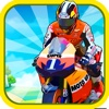Dirt Race Moto Warrior Free - Best Running Racing for Kids and Adults