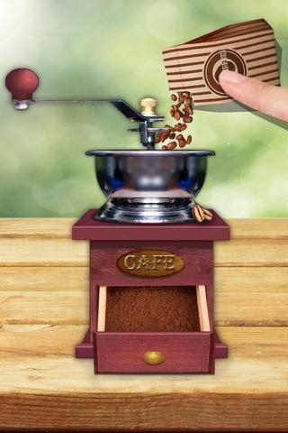 My Coffee Break! Free food maker game screenshot 2