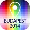 離線地圖布達佩斯 - 指南,景點和交通