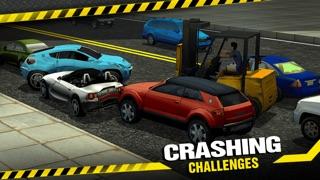 Screenshot #2 pour Forklift Crash Madness 3D