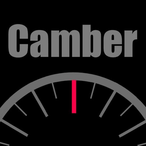 CamberMeas iOS App