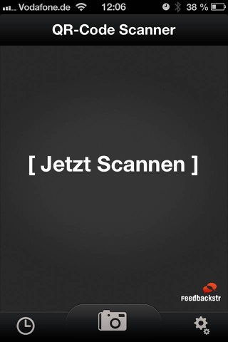 Easy QR Code Scanner screenshot 1