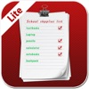 Shopping Checklist - Task list + Password protected personal information data vault manager