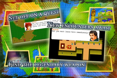 RPG - Symphony of Eternity screenshot 3