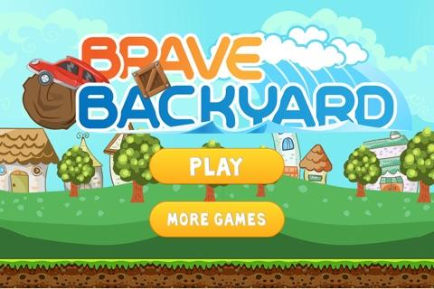 A Brave Backyard - Amazing Animal Jump-ing Game in Your Garden screenshot 3