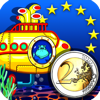 Euro€: monedas y matemáticas, juegos de aprendizaje educativo para los niños