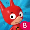 SamSam's super adventure games: fun and educational activities for Kids in Preschool, Kindergarten and first grade from 4 to 8 years old.