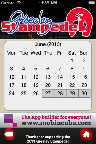 Greeley Stampede screenshot 3