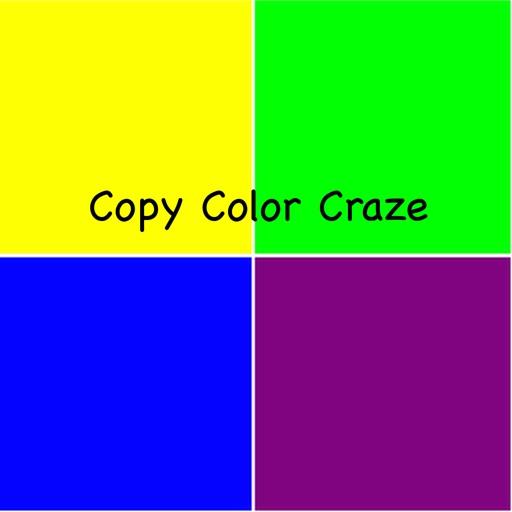 Color Copy Craze iOS App