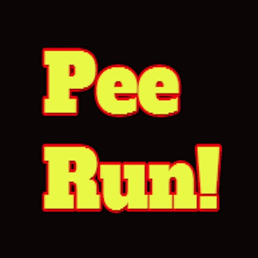 Pee Run! Pee Breaks for Movies, After Credits and more.. iOS App