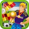 Все Звезды Мирового Футбола И Футбольных Фанатов Мечта Игры - Реклама Бесплатный Одеваются Игры Для Детей