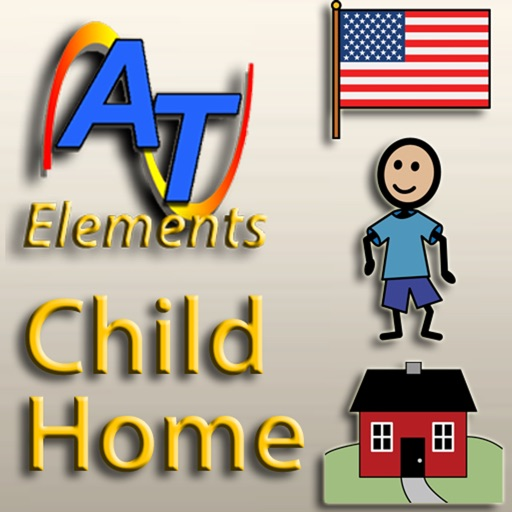 Alexicom Elements Child Home (M) SymbolStix