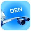 デンバーDEN空港。 航空券、レンタカー、シャトルバス、タクシー。到着&出発。