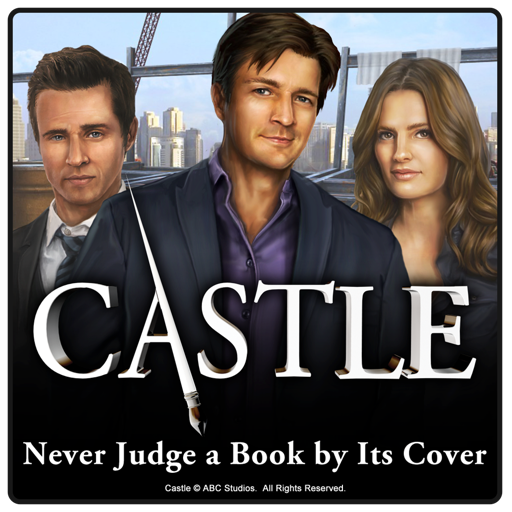A cover castle book its judge never full by