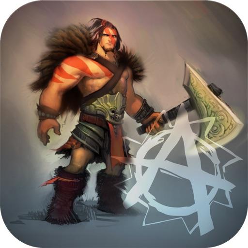 Anarchy RPG iOS App