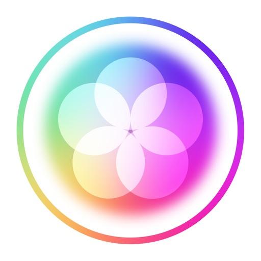 ぼかし加工-モザイク写真加工と美肌加工でゆるふわな自撮りを美白もできるぼかしアプリ