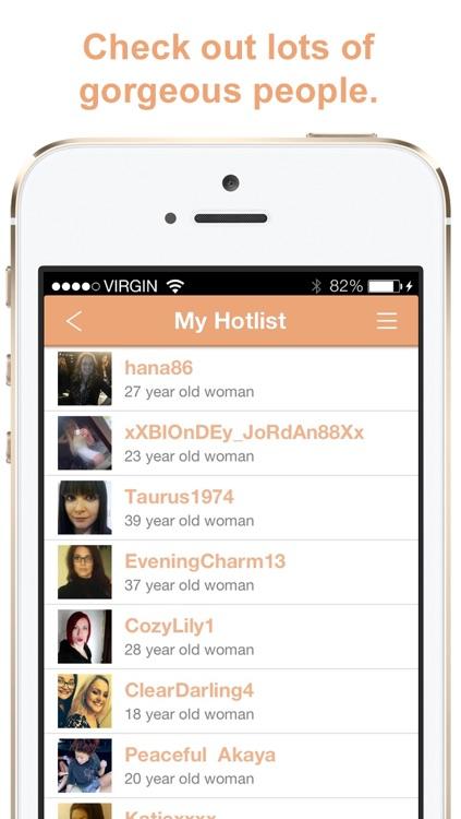 Flirtfinder mobile