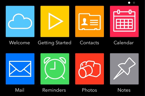 iCloud made simple screenshot 1