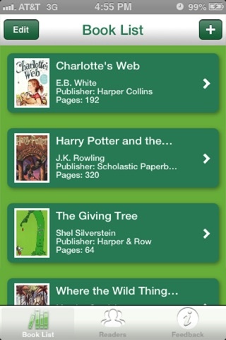 Reader Buddy screenshot 1