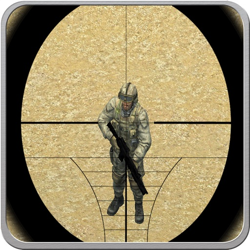 Desert Sniper Force Shooting Pro iOS App
