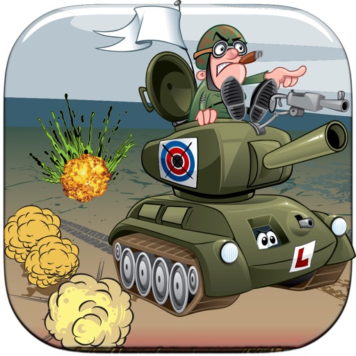 Cool Tank Payback Racing - Drift And Drag Military Tank Speed In A War Rally FREE by The Other Games iOS App