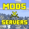 Mods for Minecraft Edition PC & Servers for Minecraft PE
