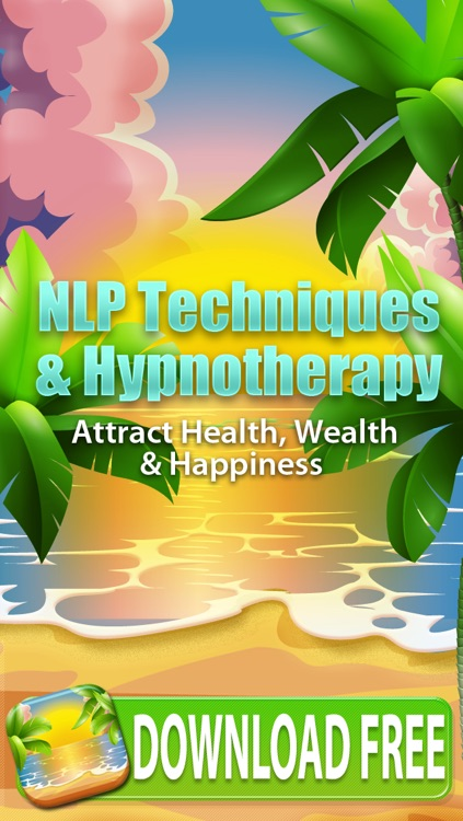 NLP Hypno-Therapy Techniques - Subliminal Law of Attraction for