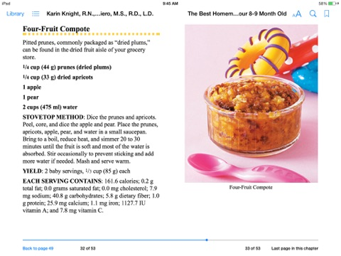 Screenshot 5 The Best Homemade Baby Food For Your 8 9 Month Old