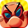 Crazy Bill: Smashing Zelebrities at the zombie stars hotel. (AppStore Link)