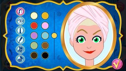 Screenshot von Anzieh-Spiele - Prinzessin kostenlose Lernspiele dress up2
