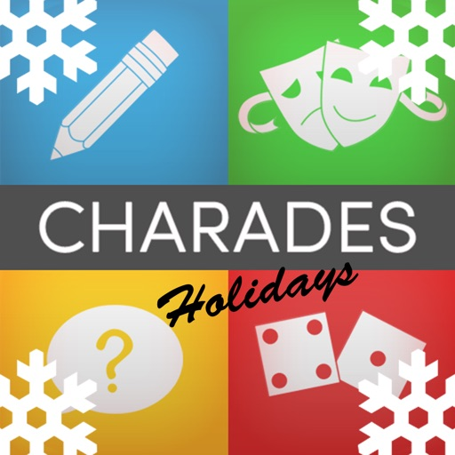Ultimate Charades With Friends Holidays Edition iOS App