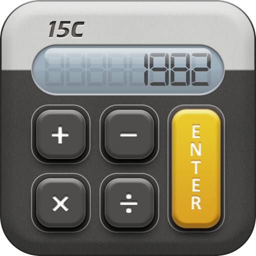 RPNcalc-15c - High End Scientific RPN calculator