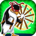 Crazy Samurai Penguin Fishing PAID - Extreme Arctic Pet Frenzy Game for Kids icon