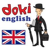 Apprendre l'Anglais avec Doki pour iPad