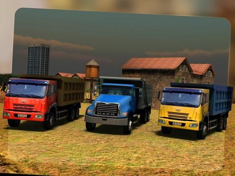 Screenshot #5 pour Pro Parking 3D: Truck Edition