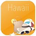 Hawaï et Honolulu Carte en ligne & vols. Les billets avion, aéroports, location de voiture, réservat