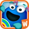 Color Monster - the game that lets kids learn the colors!