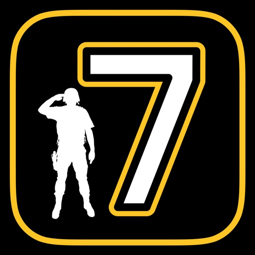 7 Minute Workout - Army Fitness Edition FREE iOS App