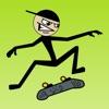 Stickman Skater
