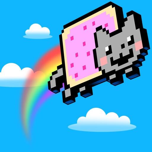 彩虹猫跳跳跳:Nyan Cat: JUMP!