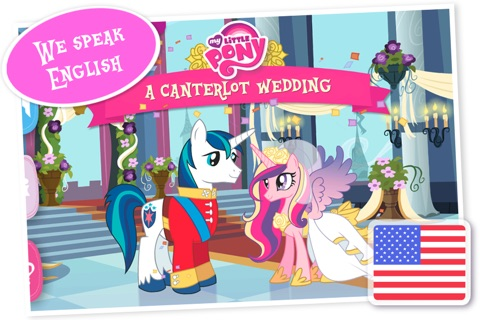 My Little Pony - A Canterlot Wedding screenshot 1