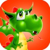 Cute Baby Dino Run Pro - Fun Kids Amazing Forest Adventure