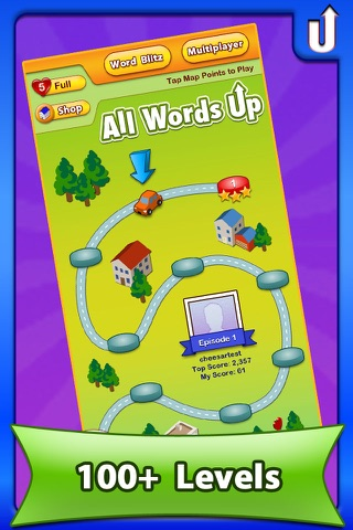 All Words Up screenshot 2