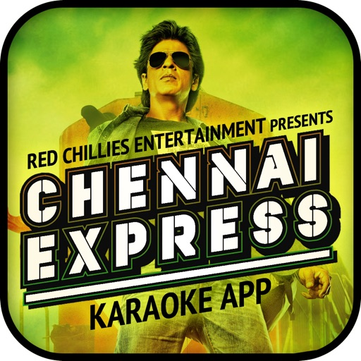 Chennai Express Karaoke iOS App